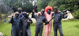 Paintball Volwassenen