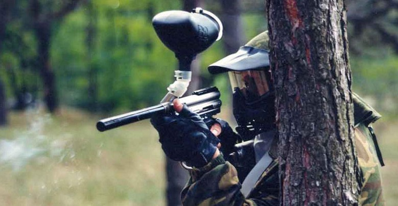 Paintball / kinderpaintball